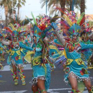 Oferta Hotel con Fiesta de Carnaval