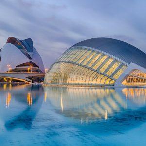 Visitar la Ciudad de las Artes y las Ciencias de Valencia